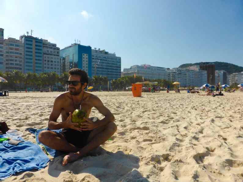 Copacabana-Rio de Janeiro-Brésil