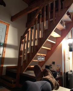 Lazy Bear Cabin Airbnb Ucluelet