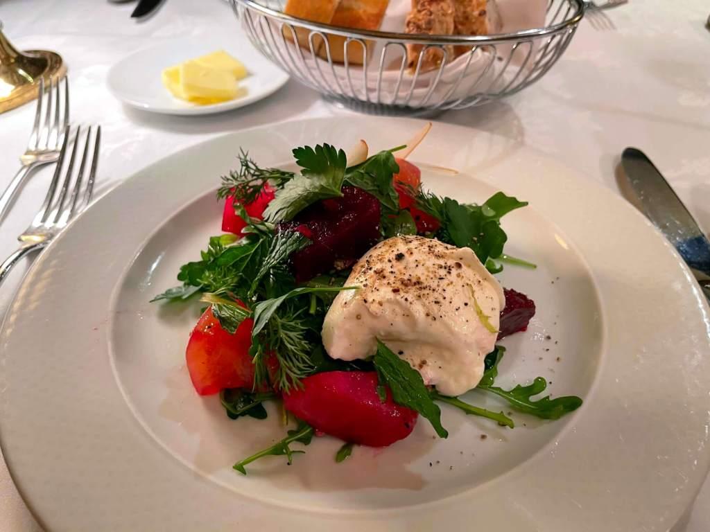 Le Crocodile Restaurant Francais Review
