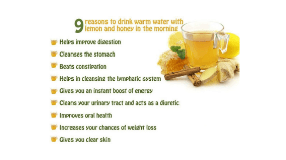 Benefits Of Drinking Hot water before exercise? Drink hot water with lemon