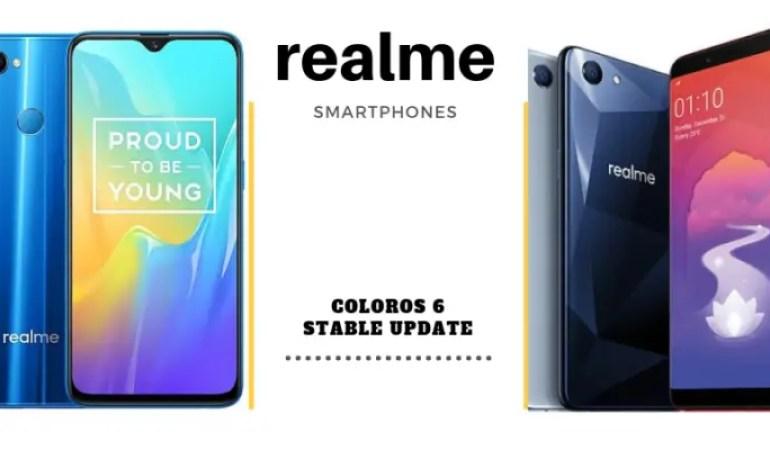 Realme 1 and Realme U1