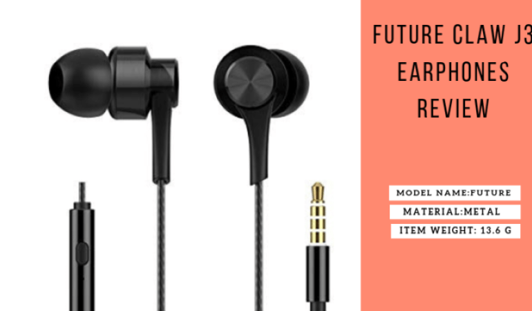 Future Claw J3 Earphones