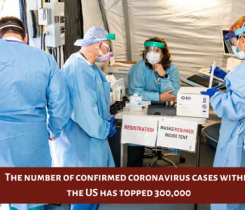 coronavirus cases in US Live updates