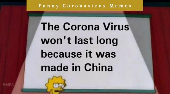 Funny Coronavirus Memes Killing Lockdown Memes On The Internet Today