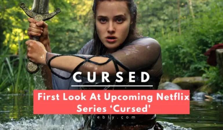 Cursed, netflix, Upcoming movies,