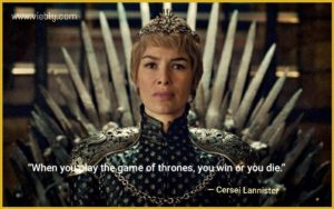 Cersei Lannister: Best Game of Thrones Quotes & When You Use Them in Real Life