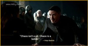 Peter Baelish: Best Game of Thrones Quotes & When You Use Them in Real Life