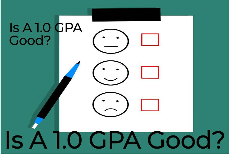 Is A 1.0 GPA Good