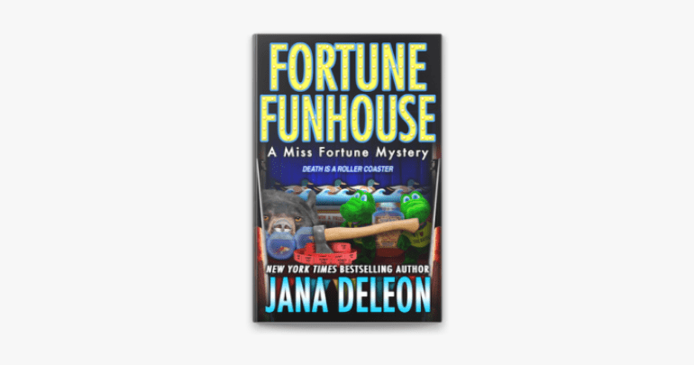 Fortune FunHouse Logo: Top selling books on App Store