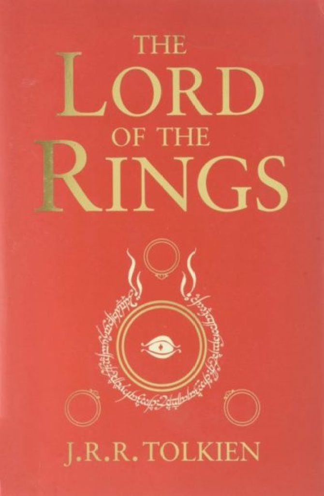 The Lord of the Rings Logo: Top selling books on Google Play