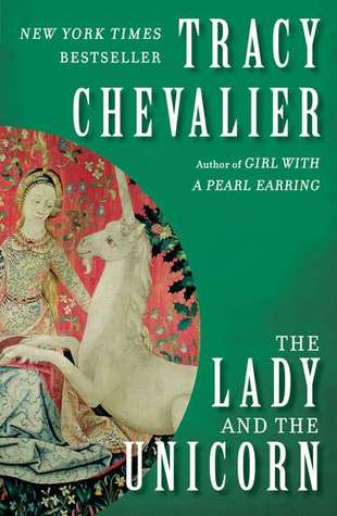The Lady and the Unicorn Logo: Top selling books on App Store