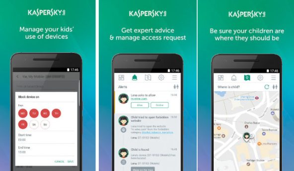 Kaspersky Safe Kids: Best Family Apps for iOS