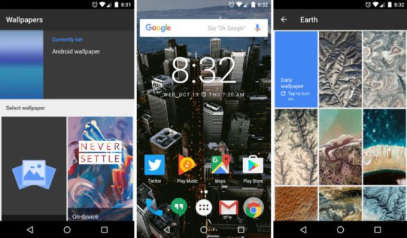 Wallpapers (Google): Top Android Background Wallpaper Apps