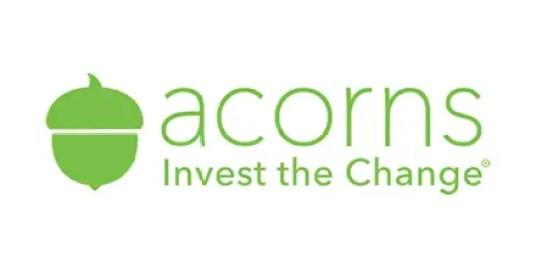 acorns logo: budgeting ios app