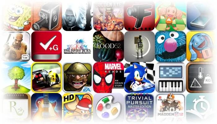 best offline games for iOS