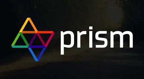 prism logo: budgeting ios app