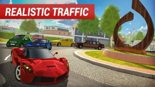 Roundabout 2: City Driving Sim: Best Driving Simulation Games for iOS