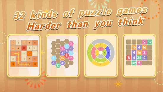 2048 charm: Best Puzzle Games for Android