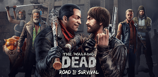 The Walking Dead: Road to survival: Best Realistic Games for android