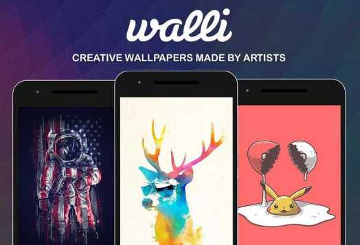Walli 4K, HD Wallpapers & Backgrounds: Top Android Background Wallpaper Apps