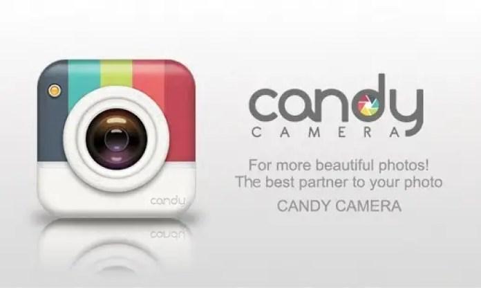 Candy Cam: best beauty app