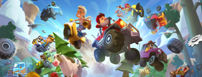 Hill Climb Racing 2: Best Offline iPhone Games for iOS in 2021