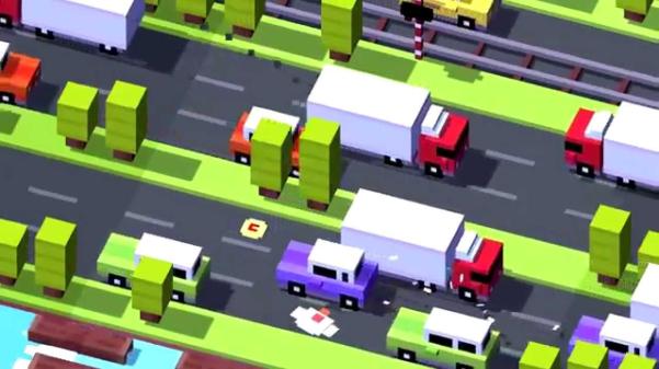 Crossy Road: 10 Best Offline Games for iOS 2021