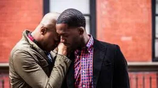 Flirting with a Black Gay
