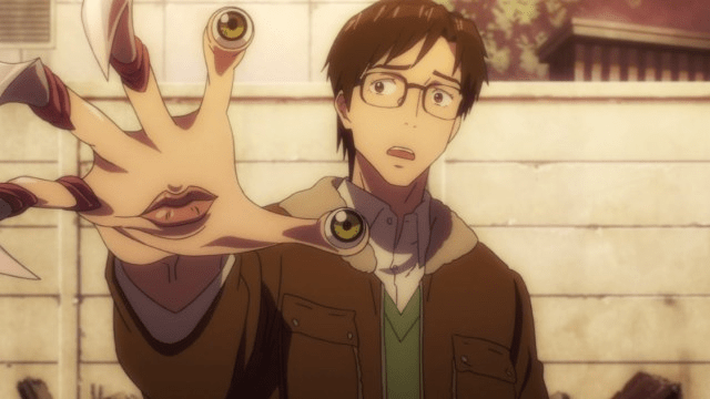 Who did what to make a series like Parasyte?