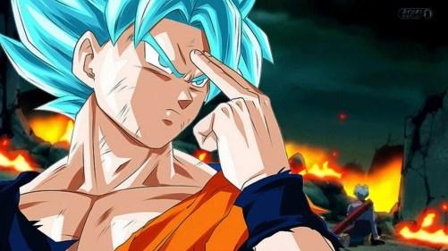Goku: How Fast is Goku