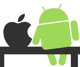 On Androids and iOS