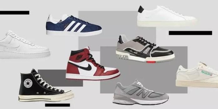 popular sneaker brands: Sneakers vs Shoes