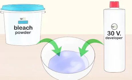 How To Apply Bleach | Know The Right Way