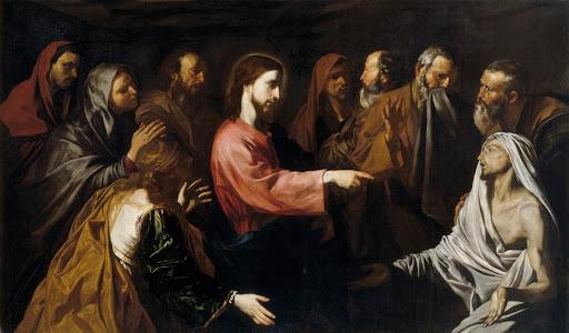 Et Jésus pleura pour son ami…