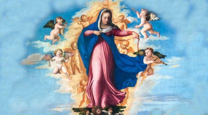 L'Assomption de Notre Dame aux cieux