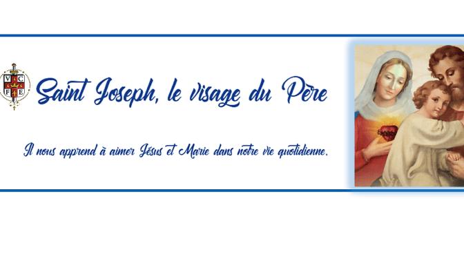 La patrie de saint Joseph – sa famille.