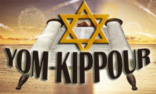 signification du grand pardon kippour