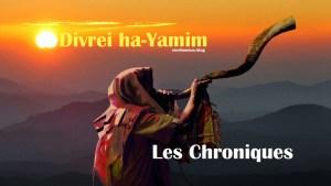 Livres des Chroniques Divrei ha-Yamim