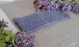 snood bleu chouette kit bride crochet morue 5