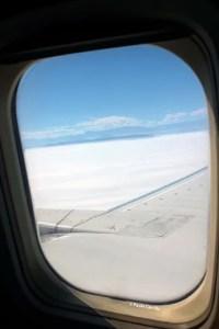 """Lima, desde el aire: todo """"nice"""". Luego, el trayecto cambiaría radicalmente"""