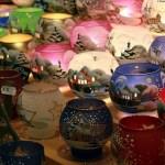 Detalle del Mercado de Navidad de Estrasburgo