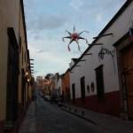 San Miguel de Allende en Mexico