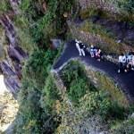 Terrazas desde el Huayna Picchu