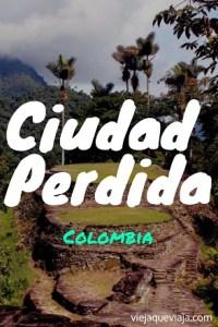 Trek a la Ciudad Perdida de Colombia