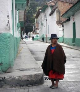 Panorama en El Cocuy