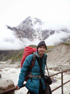 Si no hubiese renunciado a mi trabajo creo que no habría caminado rumbo al campo base de Everest