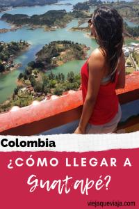 Guatapé Medellín Colombia