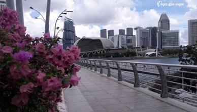 Singapur de día, Marina Bay