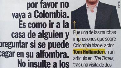 Colombia cocaína
