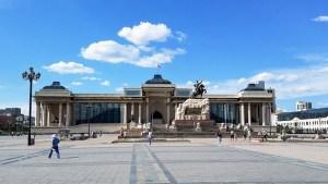 Plaza Sukhbaatar